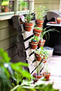 Pallet Planter - DIY Garden Projects - 101 DIY Ideas to Upgrade Your Garden - DIY & Crafts