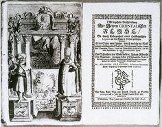 Обстоятельное описание нового восточного путешествия. Шлезвиг. 1647 г