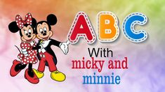Alphabet Song For Kids, Alphabet Songs, Phonics Song, Kids Songs, Toddlers, Mickey Mouse, Disney Characters, Fictional Characters, Learning