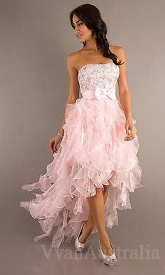 Cute! Love the flowing look the ruffles and cut create!