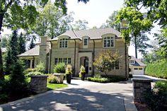 Brentwood Road, Oakville, Ontario, Canada  Oakville Luxury Real Estate  Oakville Homes www.OakvilleRealEstateOnline.com