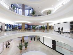 Retail Mall Lighting