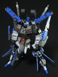 POINTNET.COM.HK - 識變形!!有Full Armor!!! 超正改裝作品!!! ZZ GUNDAM VARIANT