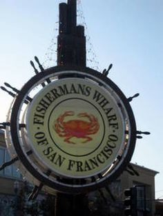 Did you know that San Francisco's Fisherman's Wharf is more than just a tourist attraction? - I've been here too :)