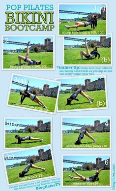 pilates - Click image to find more Health & Fitness Pinterest pins