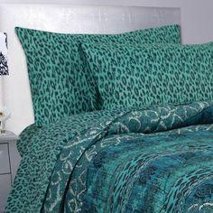 Rampage 5-Pc Sheet Set & Comforter Set