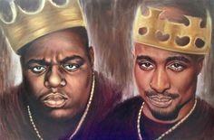 big notorius em pop art - Pesquisa Google