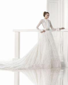 Vestidos de novia 2015 - Atelier Pronovias