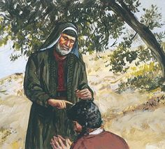 Samuel asked Saul to stay with him. Samuel anointed Saul with oil. Saul was to be the king of Israel.  1 Samuel 9:19; 1 Samuel 10:1
