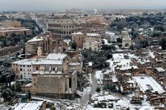Snow & Rome