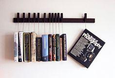 15 Tipos de prateleiras incríveis para guardar seus livros | ROCK'N TECH