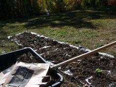 Sheet Mulching / Lasagnia Gardening - Instructions and Experiences