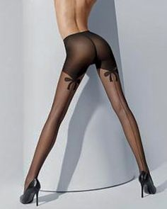 Wolford Secret Bows Tights - These are hot