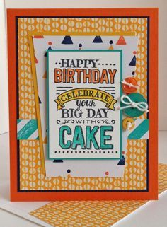 big day stampin up - Google Search