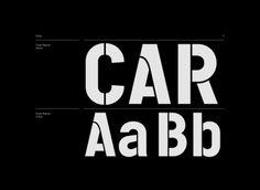 Gavillet & Rust / Optimo / Cargo / Typeface / 2003