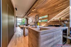 Apartments Decorating With Wood Panels For Interior Concepts - http://www.decorationcolors.com/colorful-rooms/apartments-decorating-with-wood-panels-for-interior-concepts.html