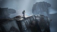 Star Wars: Jedi Fallen Order, developed by Respawn Entertainment and edited by Electronic Arts for PC, PlayStation 4 and Xbox One, is an action adventure. Star Wars Jedi, Star Wars Day, Resident Evil, Game Art, Starwars, Star Wars Fallen Order, Dual Monitor Wallpaper, Star Wars Video Games, Star Wars
