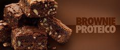 Brownie Proteíco