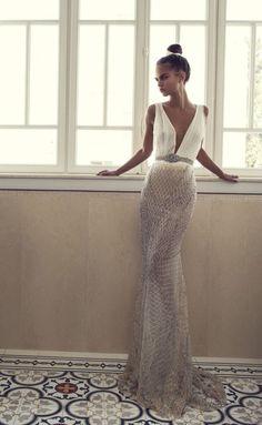 Zahavit Tshuba Wedding Dress Collection | Bridal Musings Wedding Blog 7