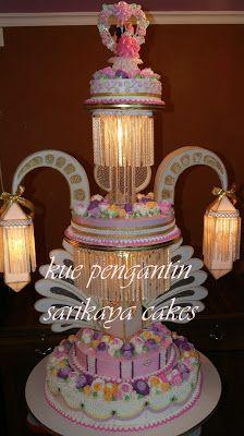 Omar Addihaoui: Royal Wedding Cakes - Kuwait : Art, Design ...