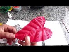 Curso de flores de eva - Primeira aula Flor Anturio