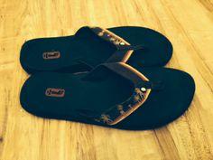 Für den Sommer ein muss, Flip Flops! Super luftig und bequem.