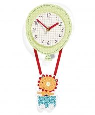 Jamboree - Nursery Clock at Mamas & Papas #mamasandpapas #dreamnursery