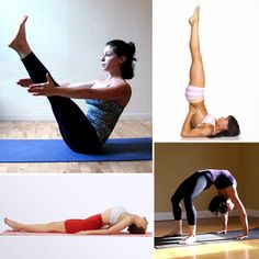 If you have more than a few minutes to spare doing these three essential yoga poses, then hop on your mat for this sequence. Itll warm you up, and stretch and strengthen every part of your yoga-needing body. Yoga Fitness, Fitness Tips, Fitness Motivation, Health Fitness, Yoga Inspiration, Fitness Inspiration, Yoga Moves, Workout Exercises, Yoga Sequences