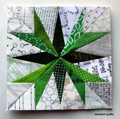 For all paper pieces. This is a wonderful link to many paper pieced free patterns. B