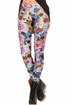 Adogirl Fabulous Women's Sugar Skulls Leggings, http://www.amazon.com/dp/B00KMLRULO/ref=cm_sw_r_pi_awdm_7F.Ptb0WB4XM6