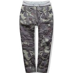 Dámské kalhoty Fila khaki - zelená Sweatpants, Fashion, Moda, Fashion Styles, Fashion Illustrations