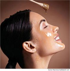 honey for glowing skin home remedies