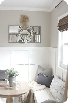 Those of you who've been with me a while might remember My Dollar Tree Mirror Art? That time I used command strips and twelve mirrors from my local Dollar Tree to create this big ol' mirror in our ...