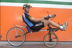 Racer Urbi FWD.Um modelo direcionado ao uso diário nas cidades.Facil direção e posição menos deitada.