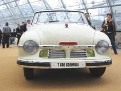 Tatra 600 Cabriolet Sodomka