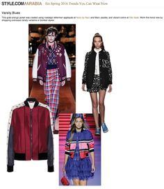 Style.com Arabia October 2015