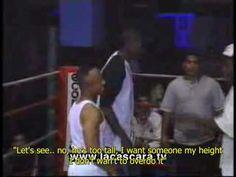 Showoff American Soldier gets KO'd(Gringo vs Bolo Subtitled)