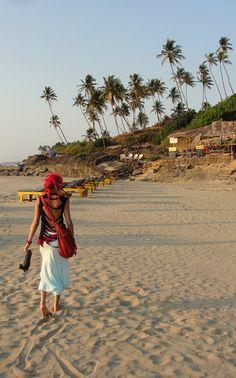 Goa, India....come on Keyuri!