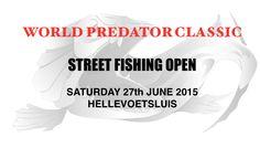 World Predator Classic 2015 General Rules Street Fishing open