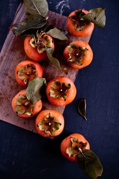 Persimmons | awesome health benefits and OMG YUM!!