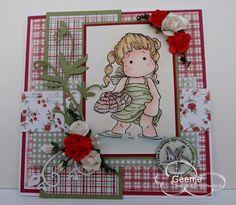 Magnolia Stamps, Advent Calendar, Holiday Decor, Handmade Cards, Home Decor, Craft Cards, Decoration Home, Room Decor, Advent Calenders