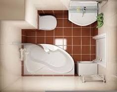 Image result for маленькая ванная комната