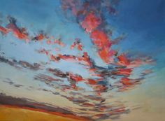 """Kelly Johnston. Twilight Commission 2015. Water soluble oil on canvas. 30"""" x 40"""""""