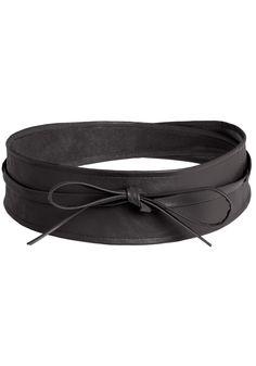 684cdc72a159 Sash Samba Belt in Black. Sport this super cute belt on the dance floor to