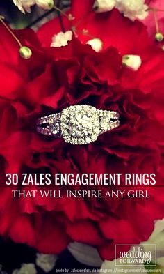 30 Zales Engagement Rings That Inspire ❤ Putting the Zales Engagement Rings on the finger is the secret dream of every woman. What inspires the maestro to create such beautiful ornaments? See more: http://www.weddingforward.com/zales-engagement-rings/ ‎#engagement #rings