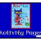 These activities can be used with or independent of the book, Pete The Cat Rocking in My School Shoes. Enjoy these fun activities. In this bundle.....