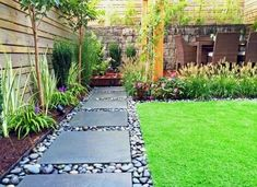 ideas small backyard ideas no grass and small backyard ideas no grass exterior design beautiful amber home amp garden front yard landscaping 25 small yard landscaping ideas no grass Backyard Ideas For Small Yards, Small Backyard Gardens, Small Backyard Design, Home Garden Design, Large Backyard, Backyard Garden Design, Small Backyard Landscaping, Backyard Fences, Landscaping Ideas
