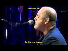 Billy Joel - Just The Way You Are (Español - Ingles).wmv (+lista de repr...