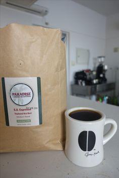 アメリカ・ミネアポリスより   タイ Kra Buri 600m カネフォラ種 フリィウォッシュド生産処理   とうもろこし、ポン菓子、カシューナッツといった ホクホク甘い風味、 カネフォラ(ロブスタ)種の中では最高品質のコーヒー☆