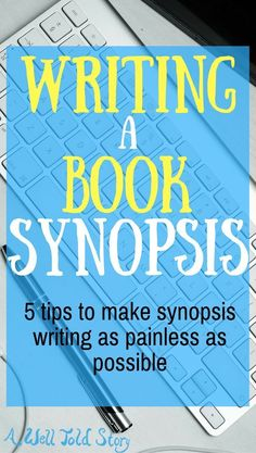 The dreaded book synopsis! Many writers struggle with this part of the submission package. Here are five tips to make this process as painless as possible. Writing Jobs, Fiction Writing, Writing Advice, Writing Resources, Writing Help, Writing Skills, Writing A Book, Writing Prompts, Writing Ideas